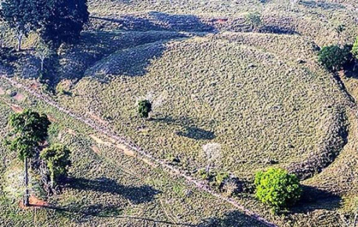 Geoglifo do Acre é tombado pelo Iphan