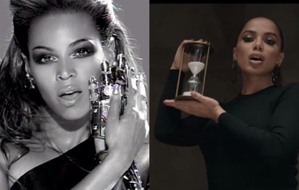 Anitta é comparada a Beyoncé