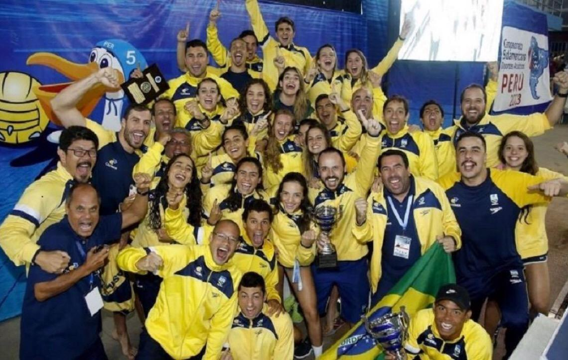 Brasil encerra Sul-Americano como Campeão em todas as modalidades e 78 medalhas conquistadas