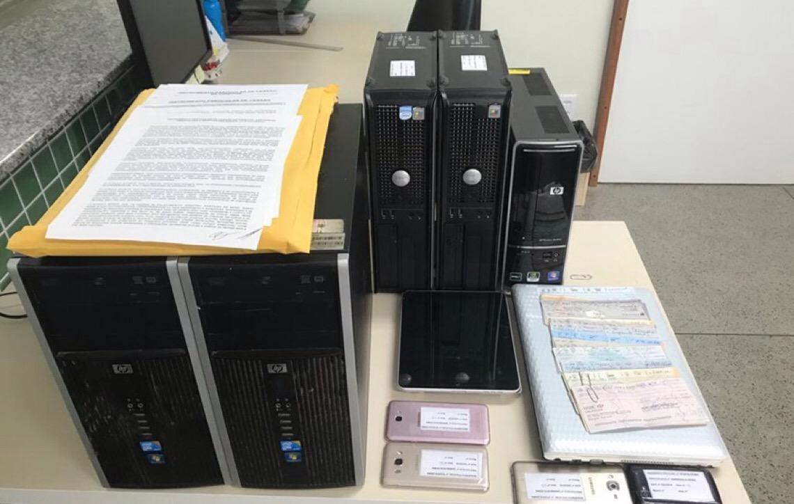 Polícia do DF prende grileiros que lucraram mais de R$ 3,4 milhões