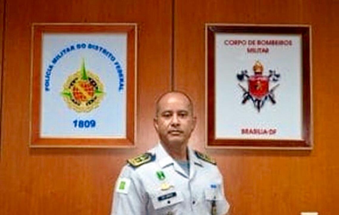 Chefe da Casa Militar do DF: