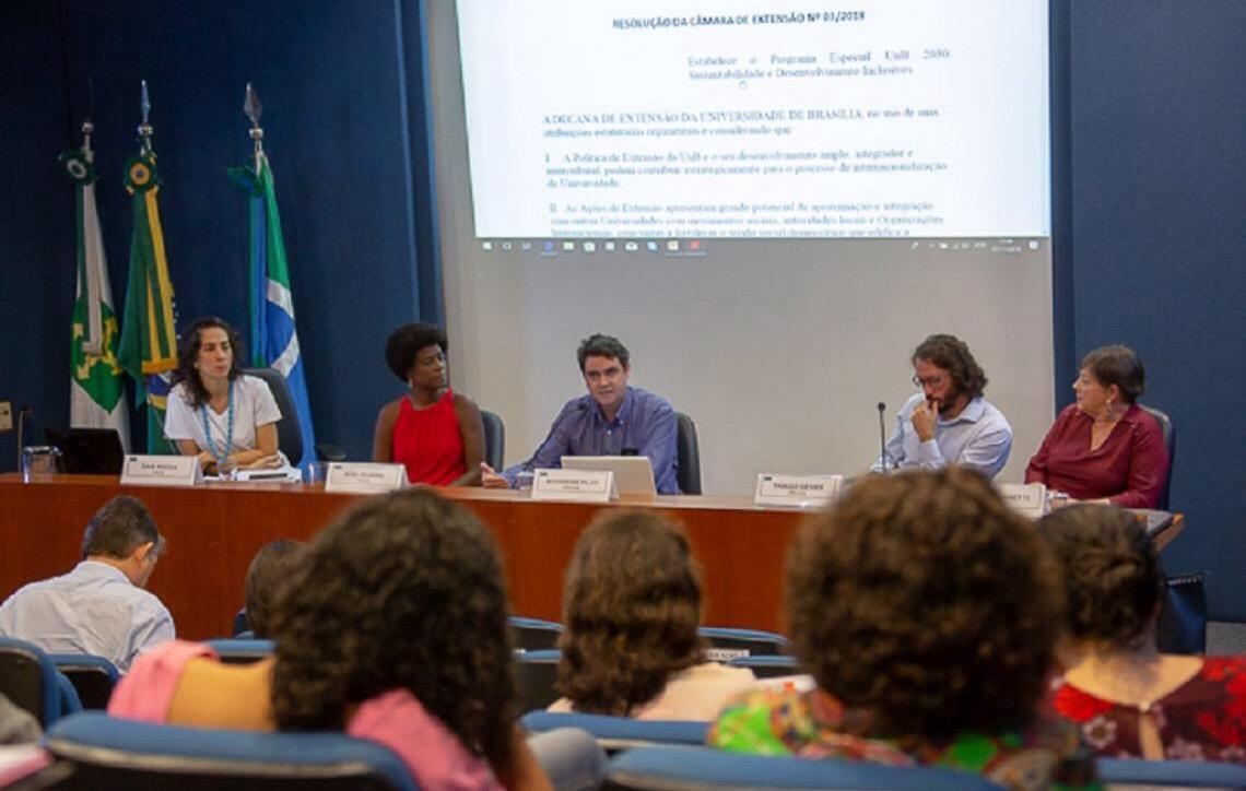 Programa articulará projetos sobre sustentabilidade e desenvolvimento inclusivo