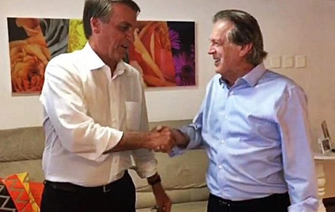 Eleição da Executiva Nacional do PSL mantém Luciano Bivar na presidência