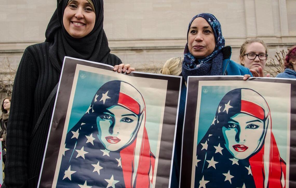Muçulmanas e indígenas marcam novo momento político nos EUA