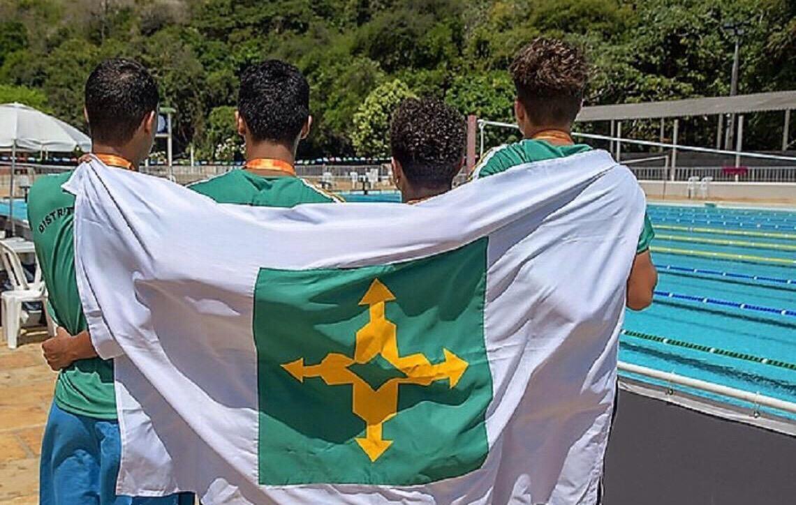 DF garante 20 medalhas nos Jogos Escolares da Juventude
