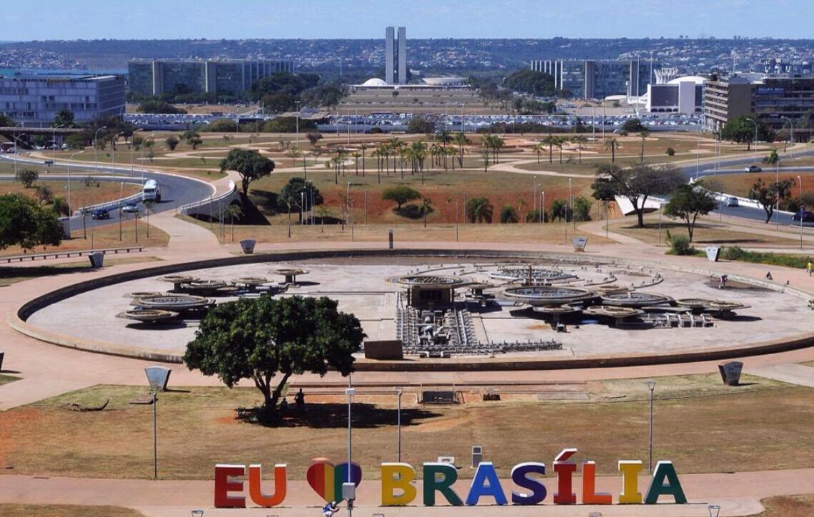 A Brasília que não existe mais