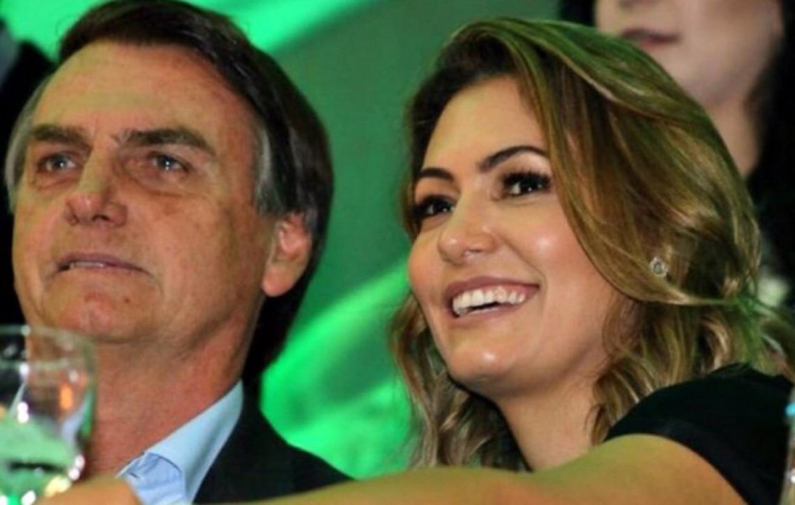 Michelle Bolsonaro virá à Brasília pela primeira vez após as eleições