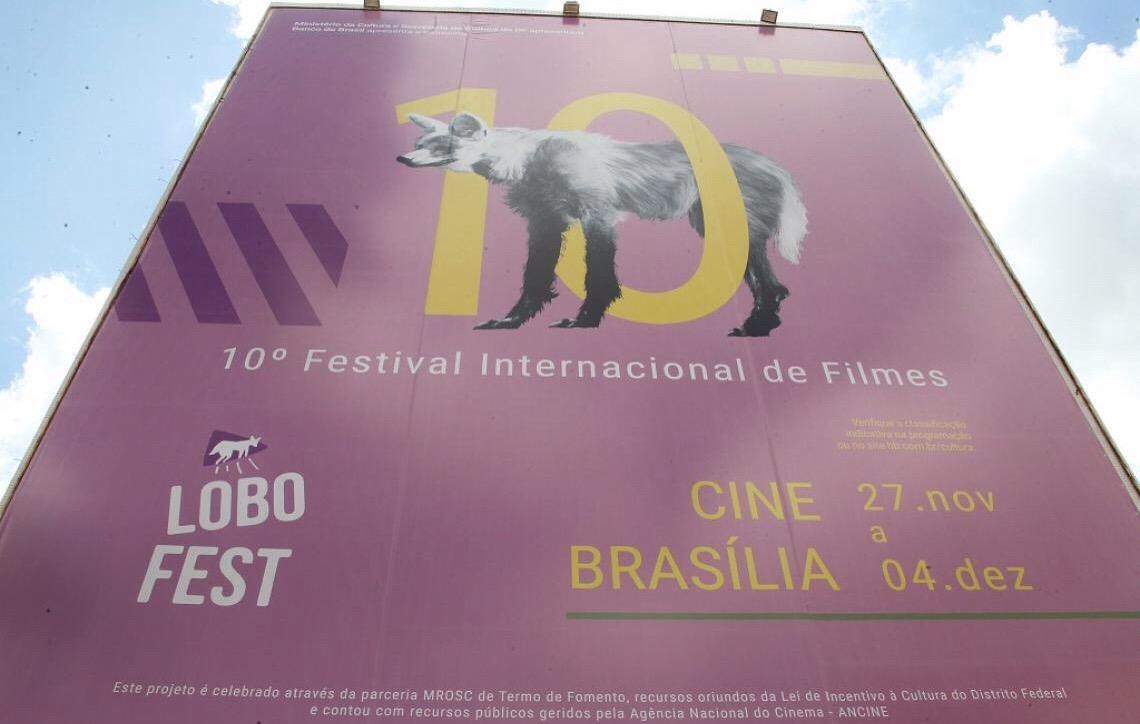 Lobo Fest está no Cine Brasília até 4 de dezembro