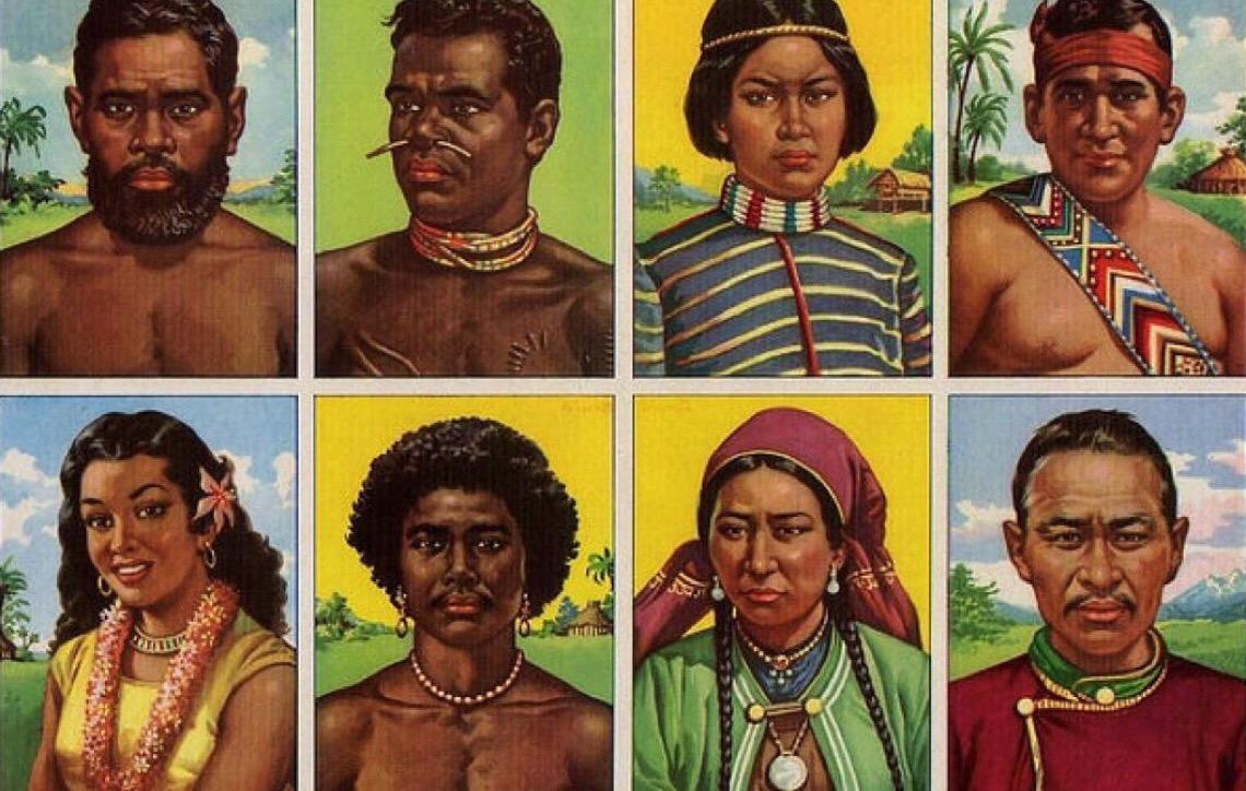 É correto falar em raças humanas?