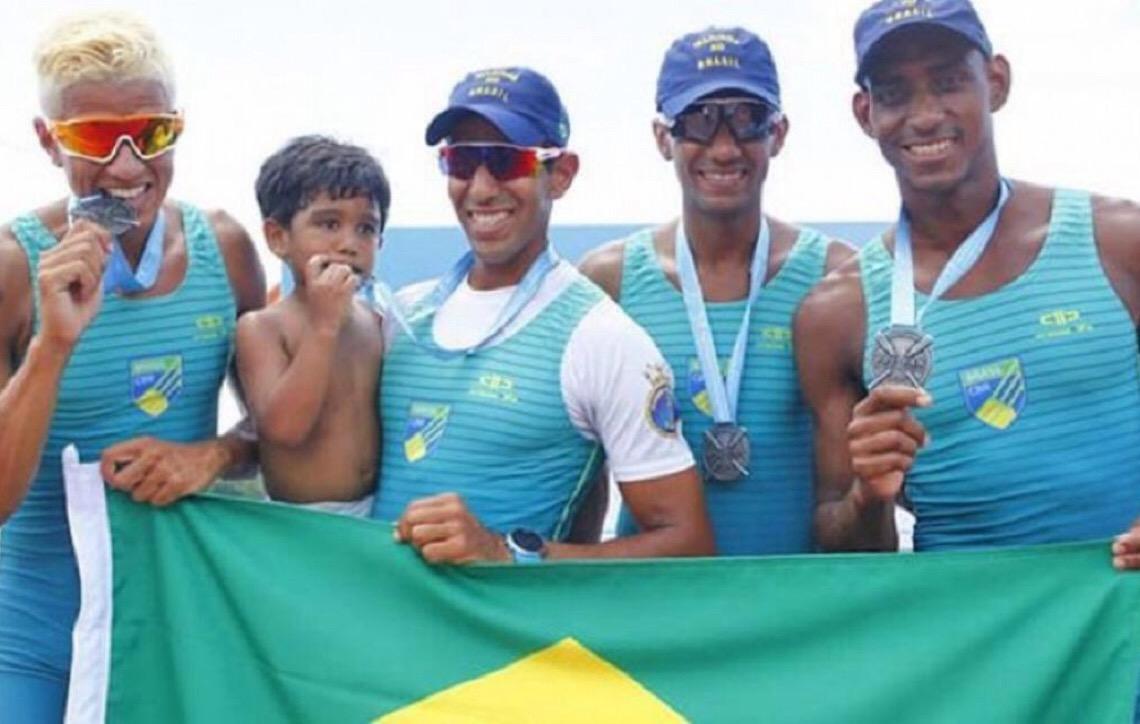 Brasil conquista cinco medalhas e classifica 13 barcos para os Jogos Pan-Americanos Lima 2019