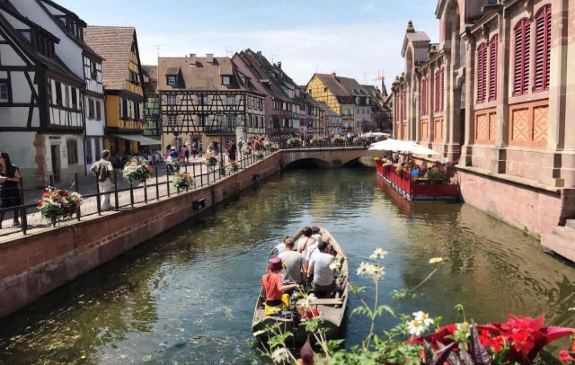Alsácia: Uma joia francesa que, em Colmar, reluz e nos seduz