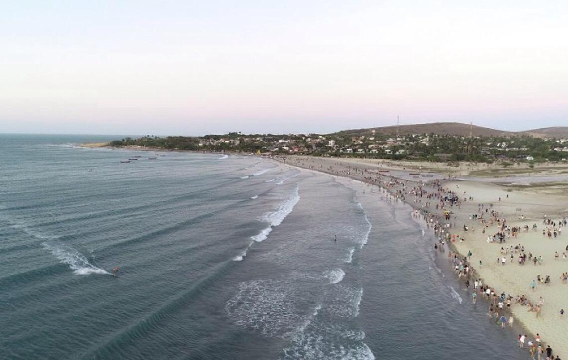 Jericoacoara é a praia mais procurada para viagens nestas férias, aponta estudo