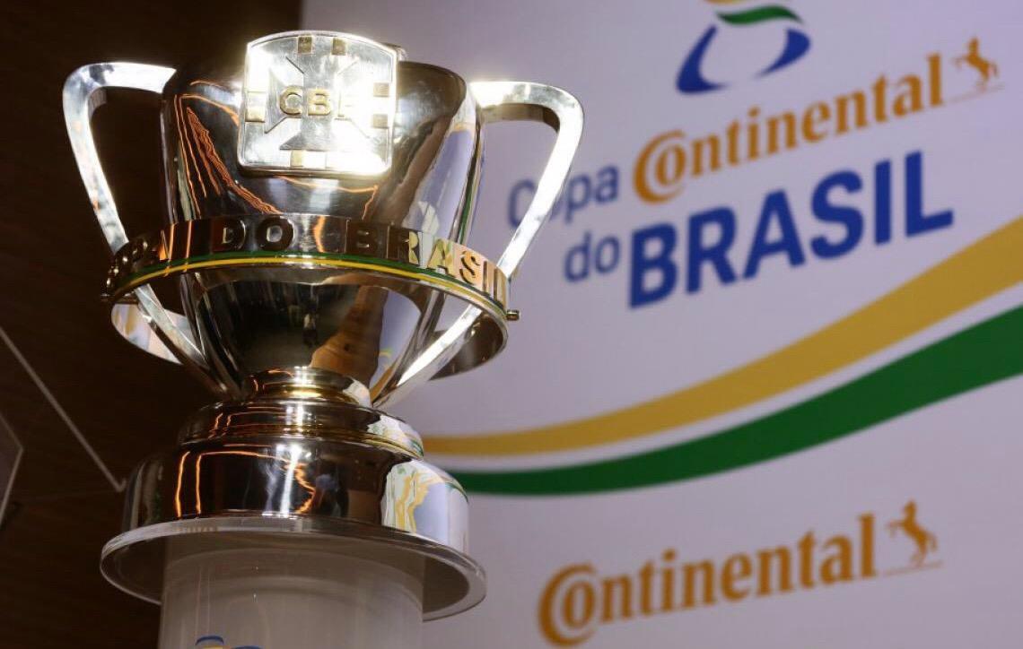 Copa do Brasil: sorteio de duelos da primeira fase no dia 13