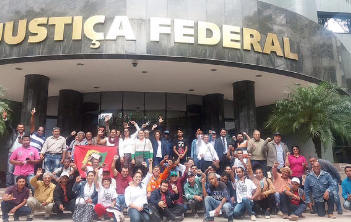 Justiça Federal suspende despejo de Comunidade Quilombola Paiol de Telha