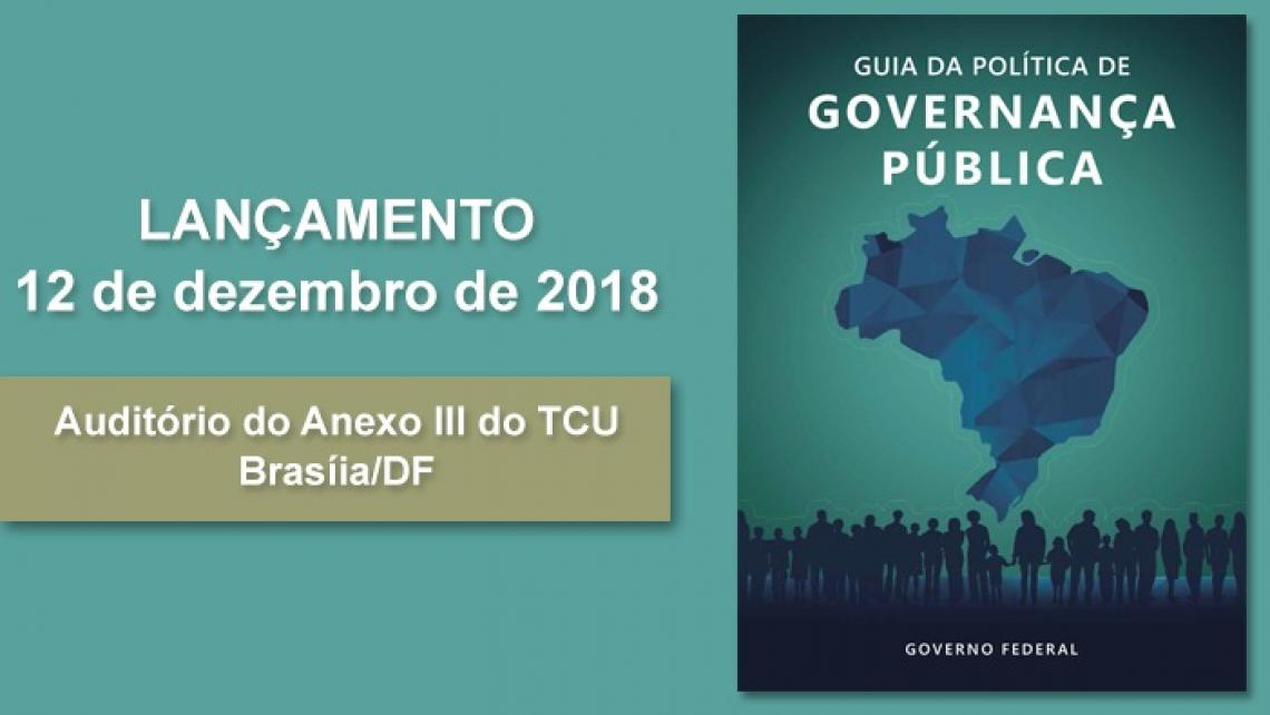 Governo Federal lança guia sobre a Política de Governança Pública