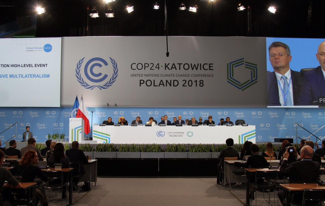 COP 24 prevê intensa semana de negociações em torno do Acordo de Paris