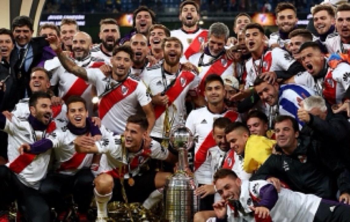 River Plate vira sobre o Boca Juniors e conquista a Libertadores