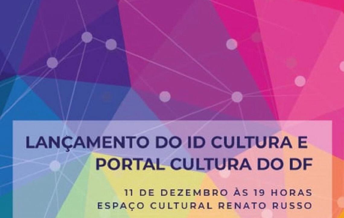 Agentes culturais do DF ganham identidade digital