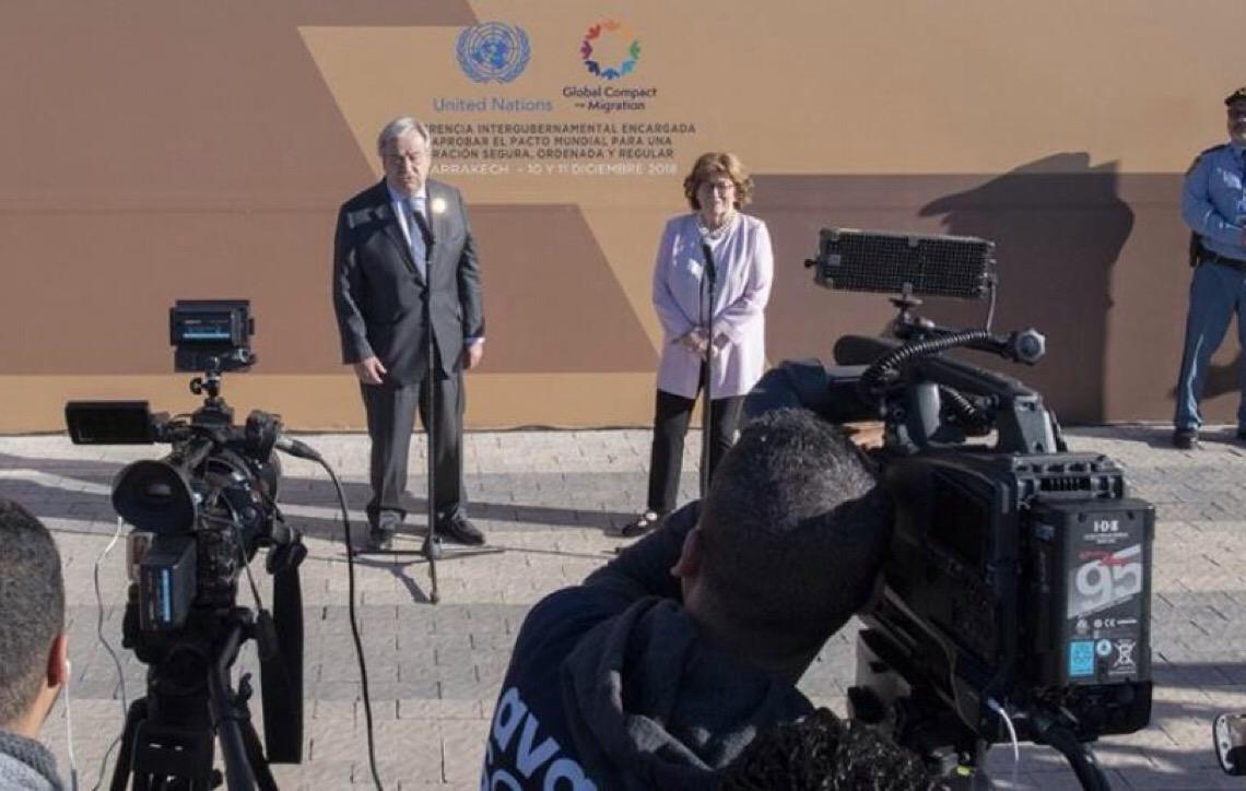 Mais de 160 países adotam Pacto Global para a Migração