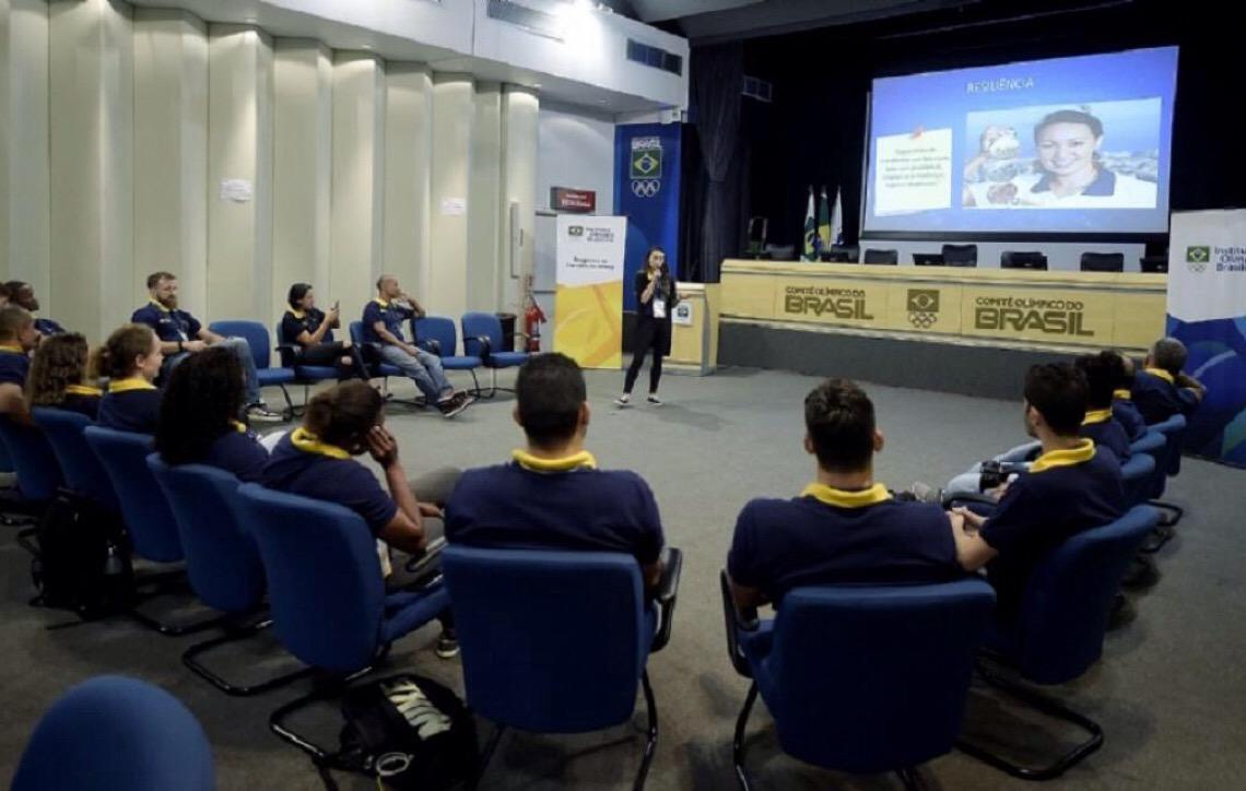 COB capacita medalhistas olímpicos e mundiais para a transição de carreira