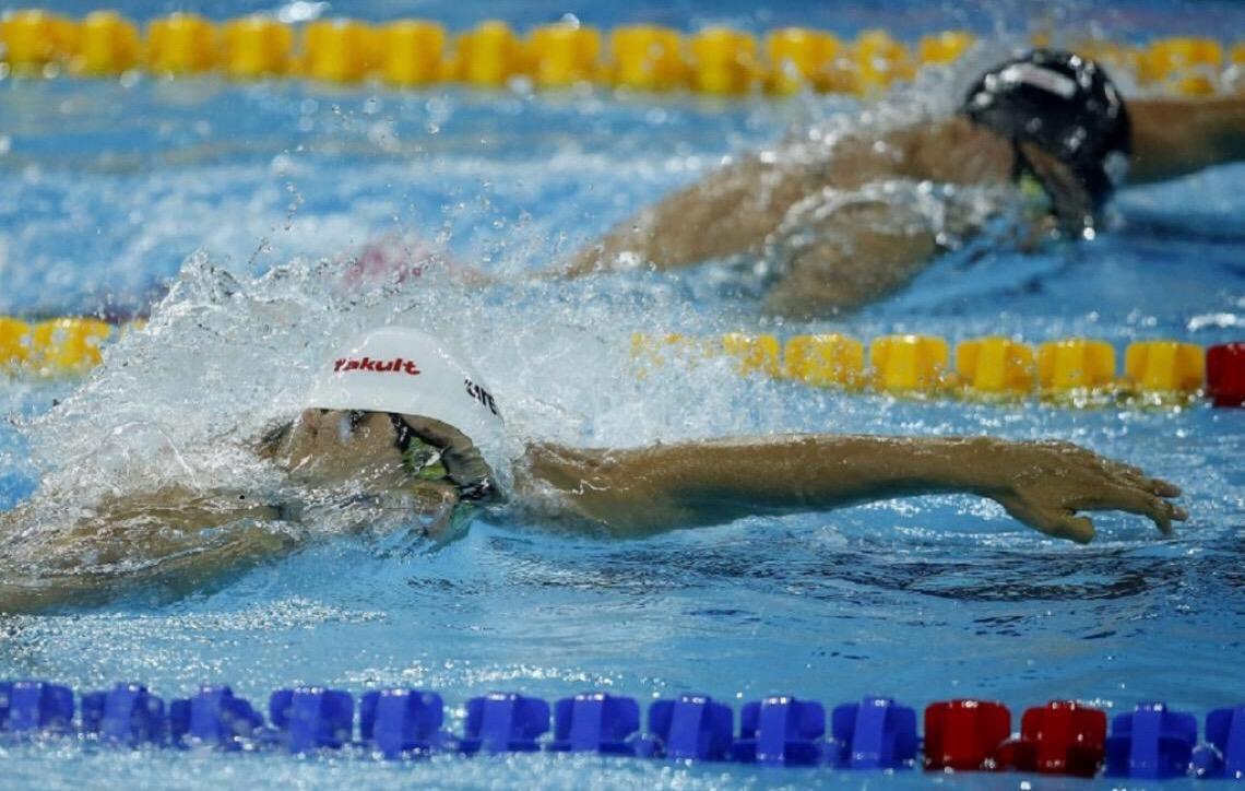 Guido, Breno e revezamento ficam em 5º no segundo dia de Campeonato Mundial de Natação na China