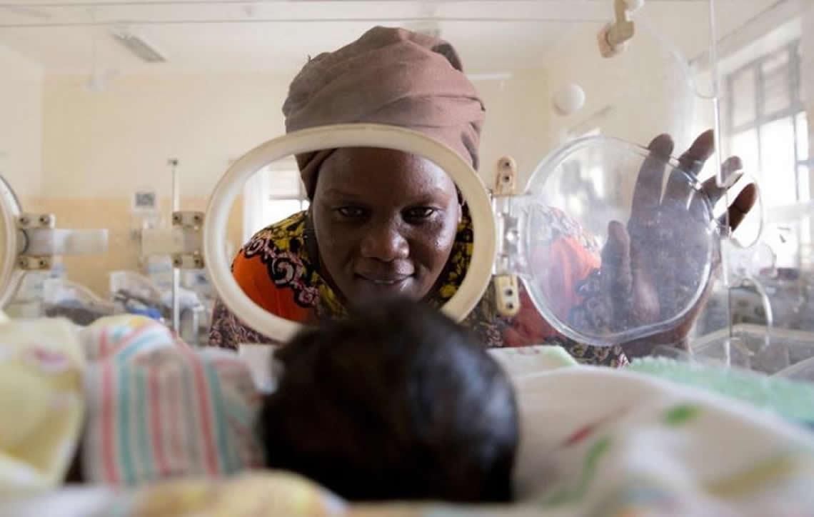 Quase 30 milhões de bebês doentes ou prematuros precisam de tratamento por ano