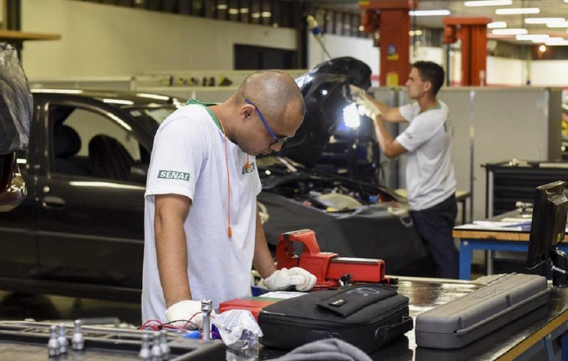 Serviço Nacional de Aprendizagem Industrial do Distrito Federal lança edital de cursos gratuitos para 2019