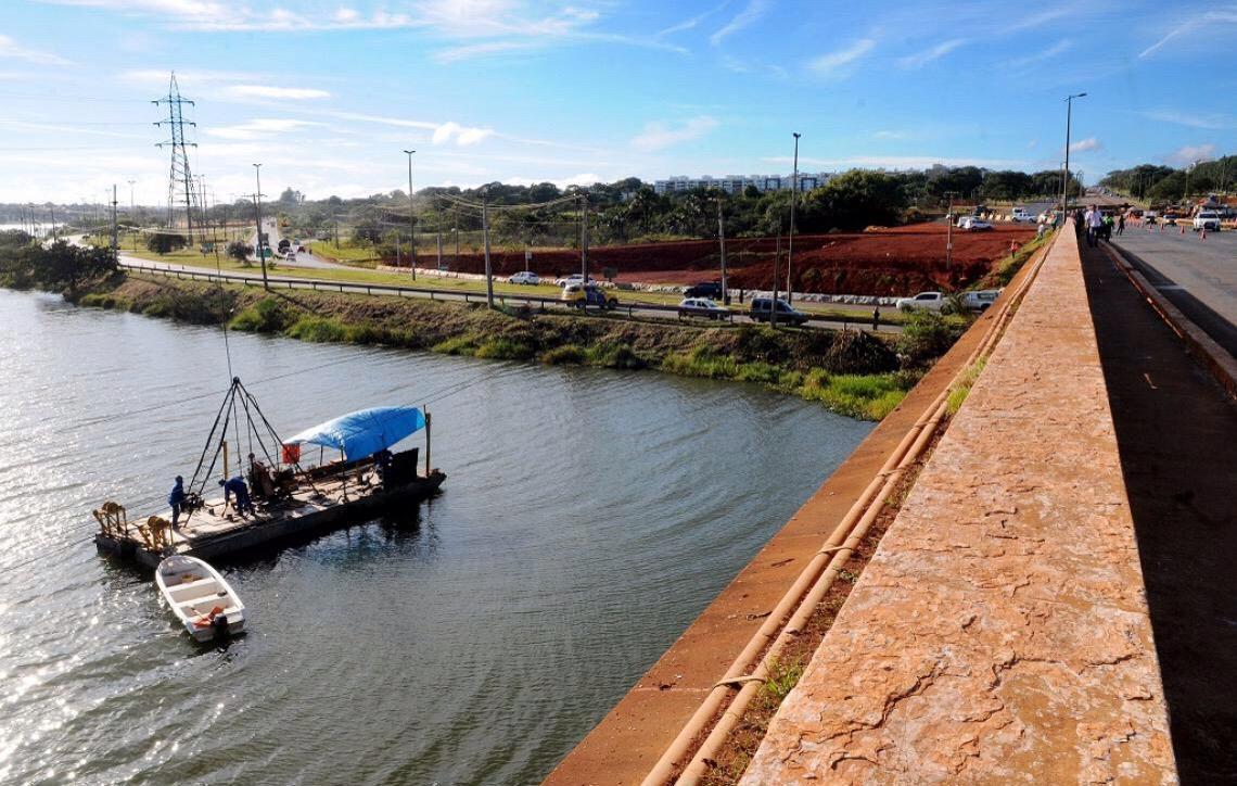 Ponte do Bragueto terá faixas interditadas neste sábado (15)