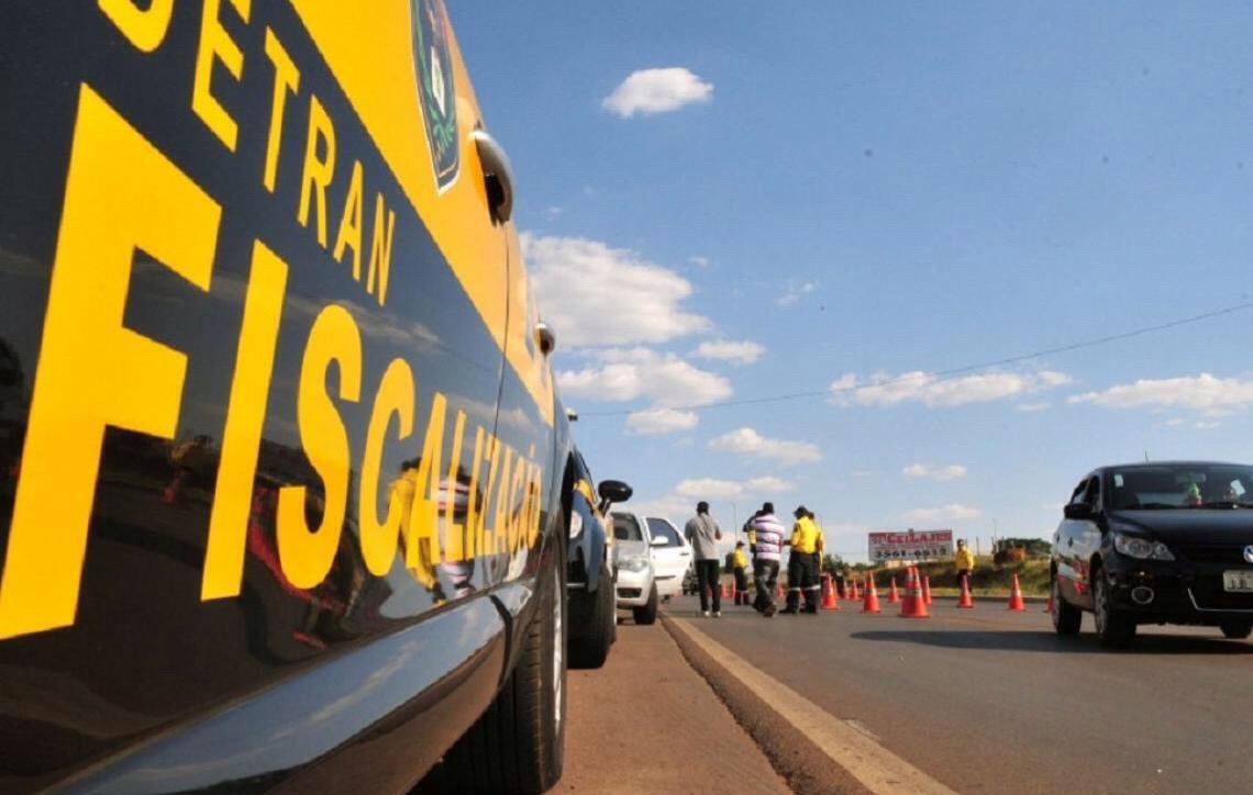 Departamento de Trânsito do DF  lança segunda edição da Operação Festa Segura
