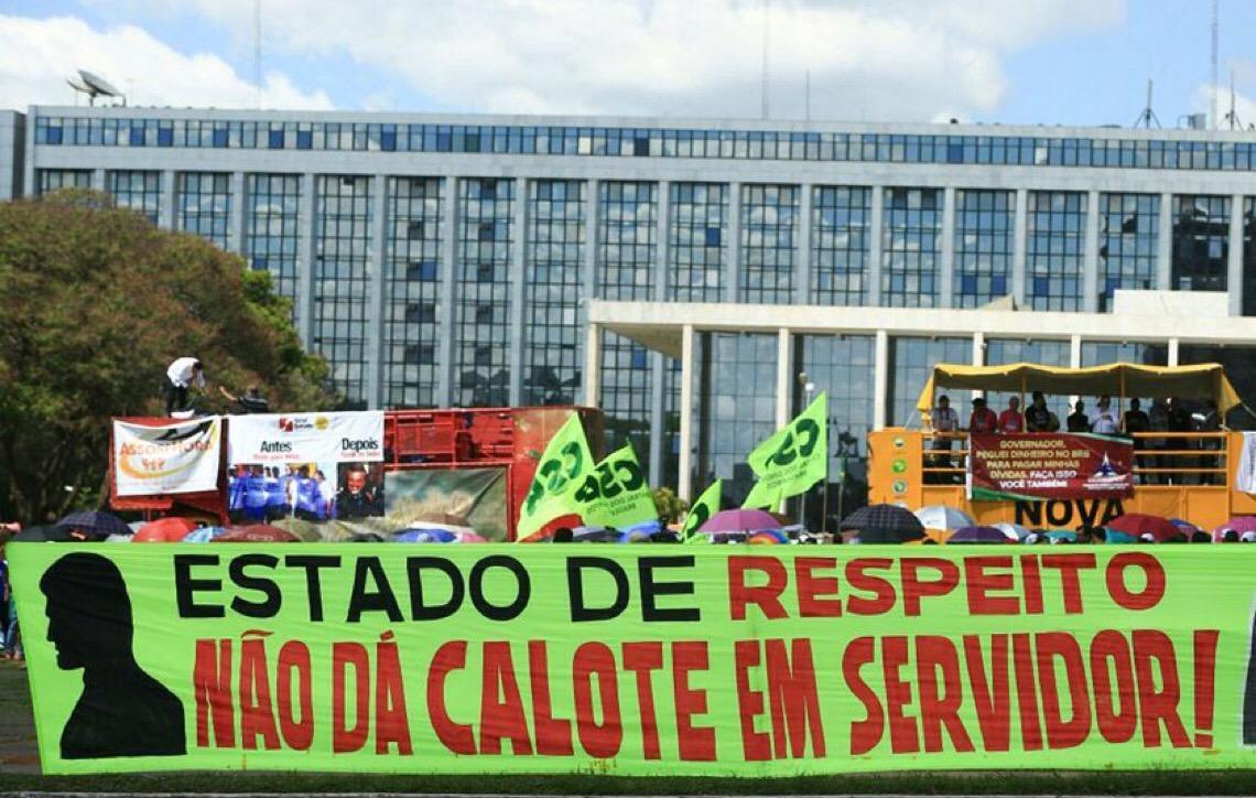 Sindicatos se preparam para cobrar promessas de campanha de Ibaneis Rocha
