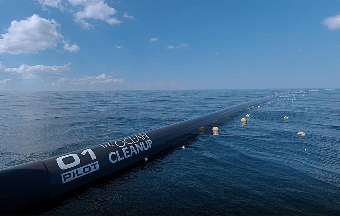 Tecnologia será capaz de tirar plástico dos oceanos?