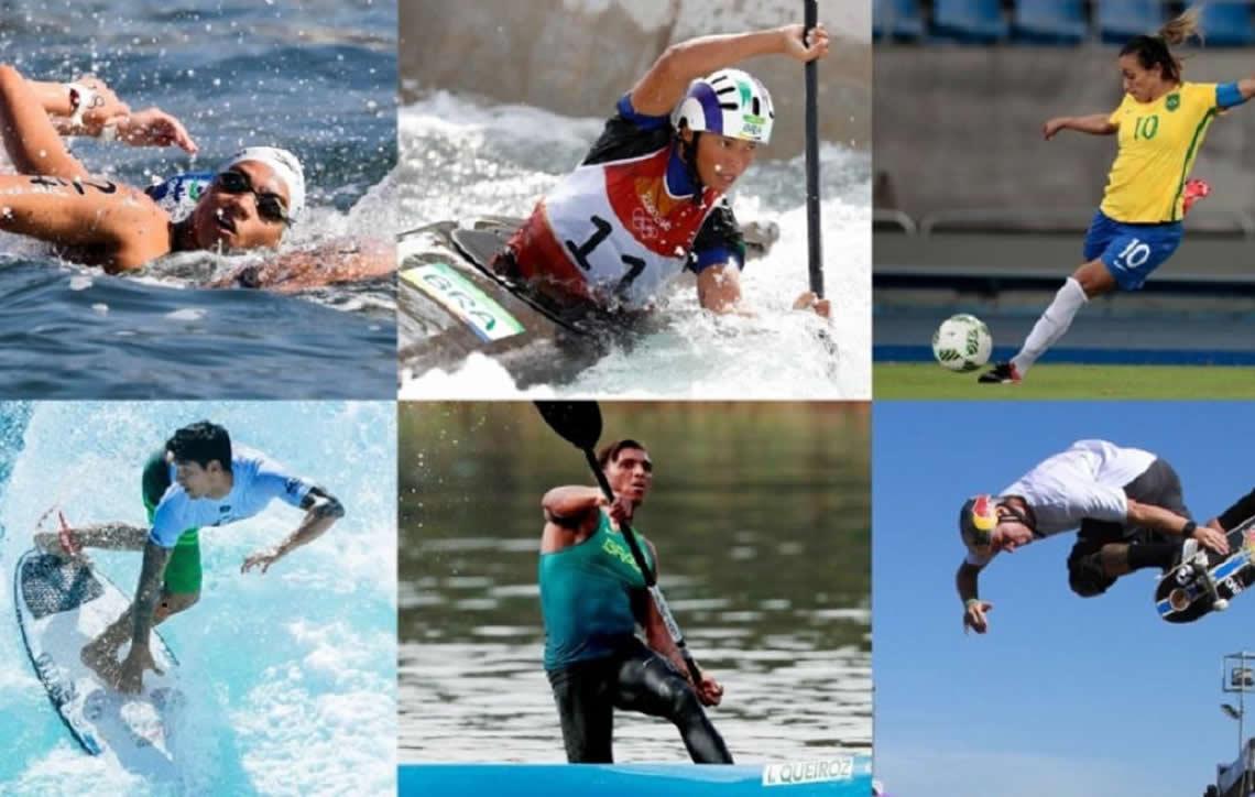 Melhores atletas de 2018 serão conhecidos nesta terça-feira, dia 18, na 20ª Edição do Prêmio Brasil Olímpico