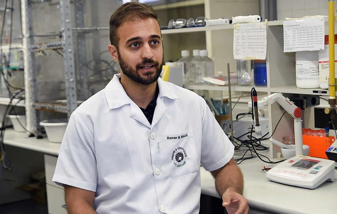 Pesquisadores investigam dois dos sintomas comuns da fibrose cística