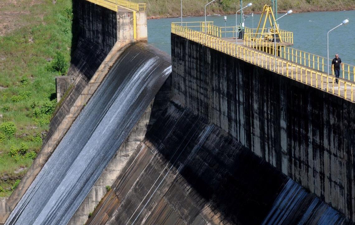 Adasa anuncia fim de situação crítica de escassez hídrica no DF