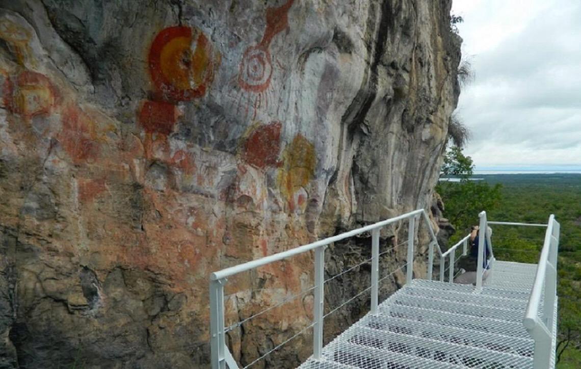 No Pará, estruturação de parque vai incentivar o turismo cultural