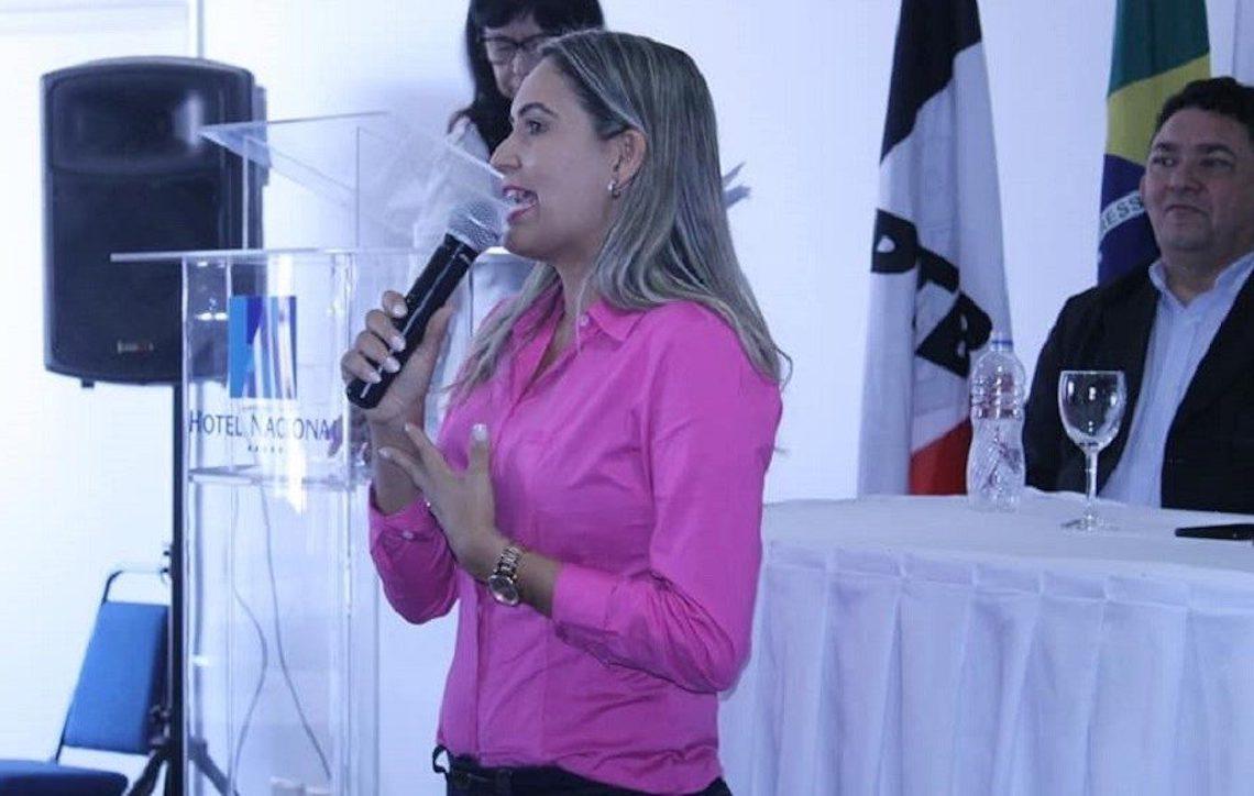 Por decisão do TSE, Jaqueline Silva, do PTB, assumirá vaga de Telma Rufino