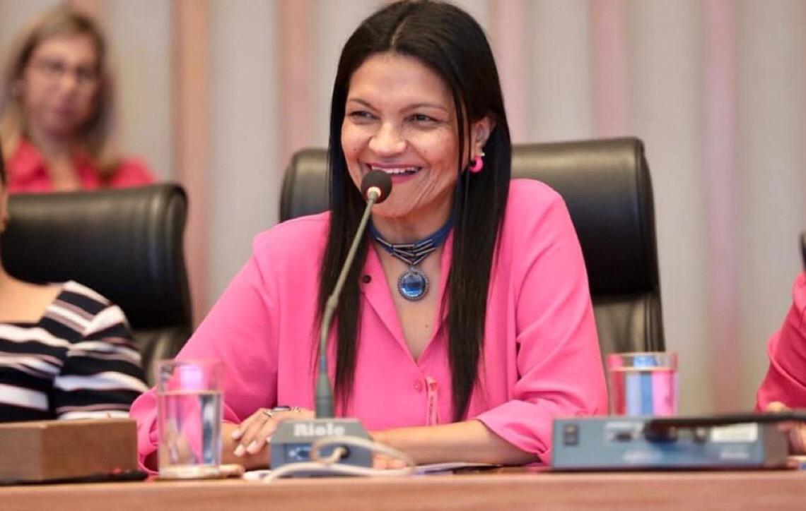Jaqueline Silva não participará de diplomação no TRE do DF