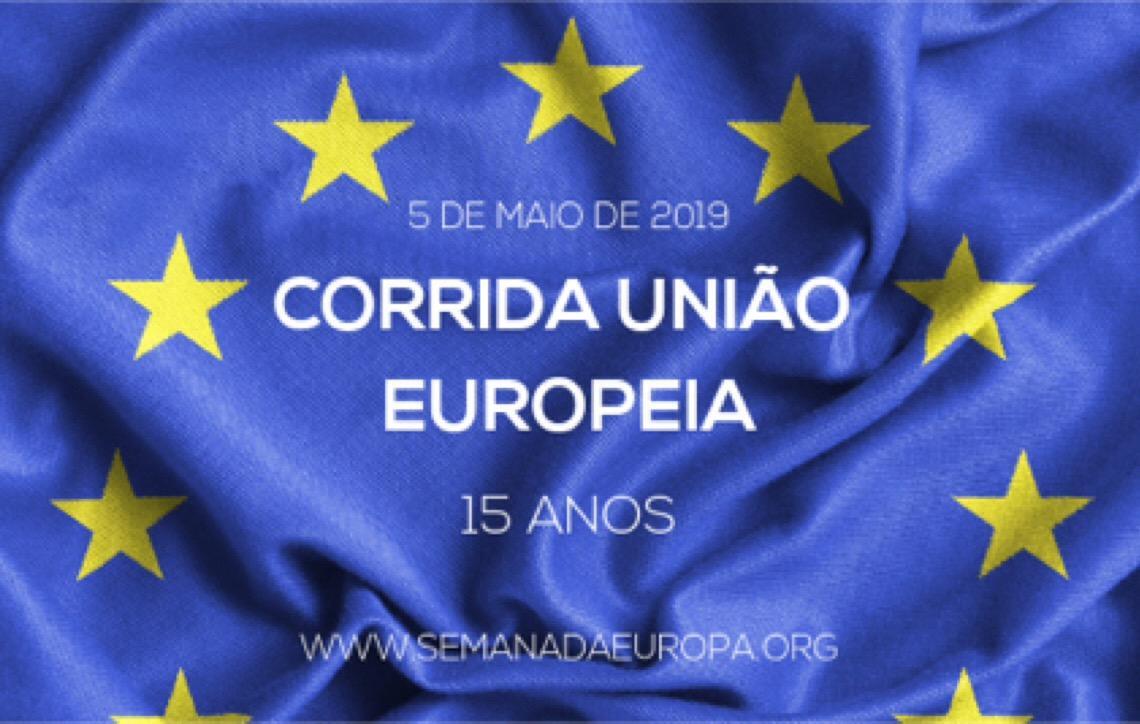 Corrida da União Europeia abre inscrições para a sua 15ª edição