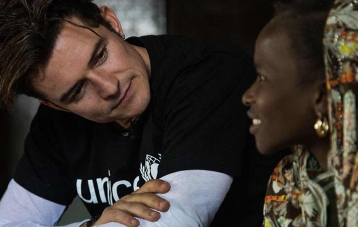 Série com ator Orlando Bloom chama a atenção para vítimas de trabalho infantil