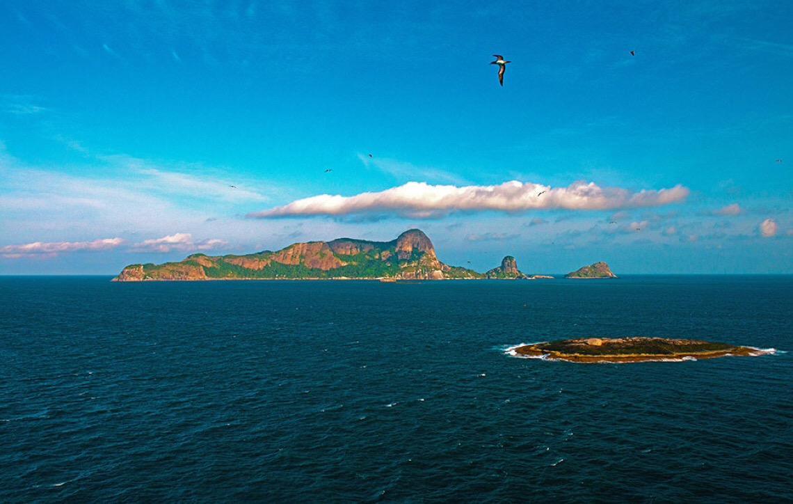 Arquipélago de Alcatrazes reaberto ao público
