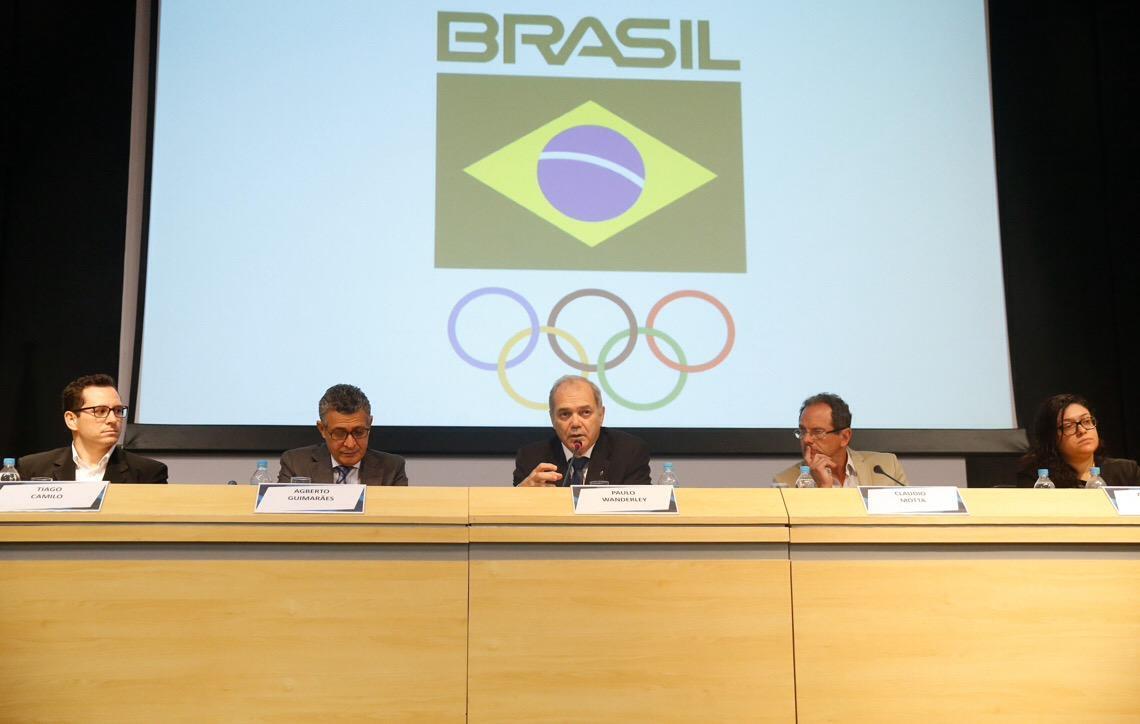 COB investirá R$194 milhões em ações esportivas em 2019, um aumento de 15% em relação a 2018