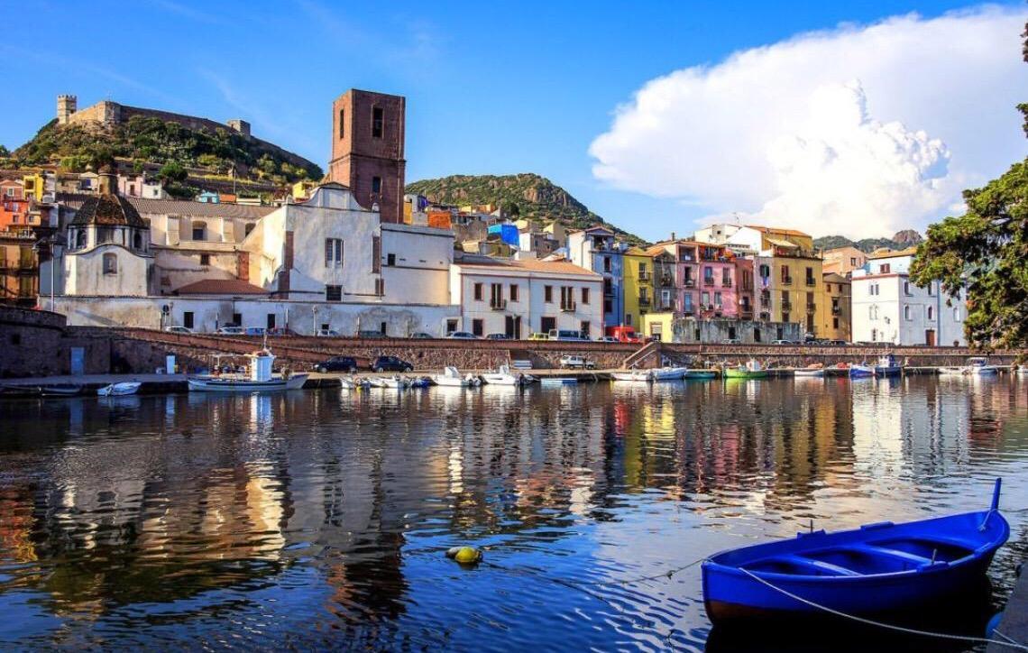 Os 12 melhores locais para visitar na Sardenha