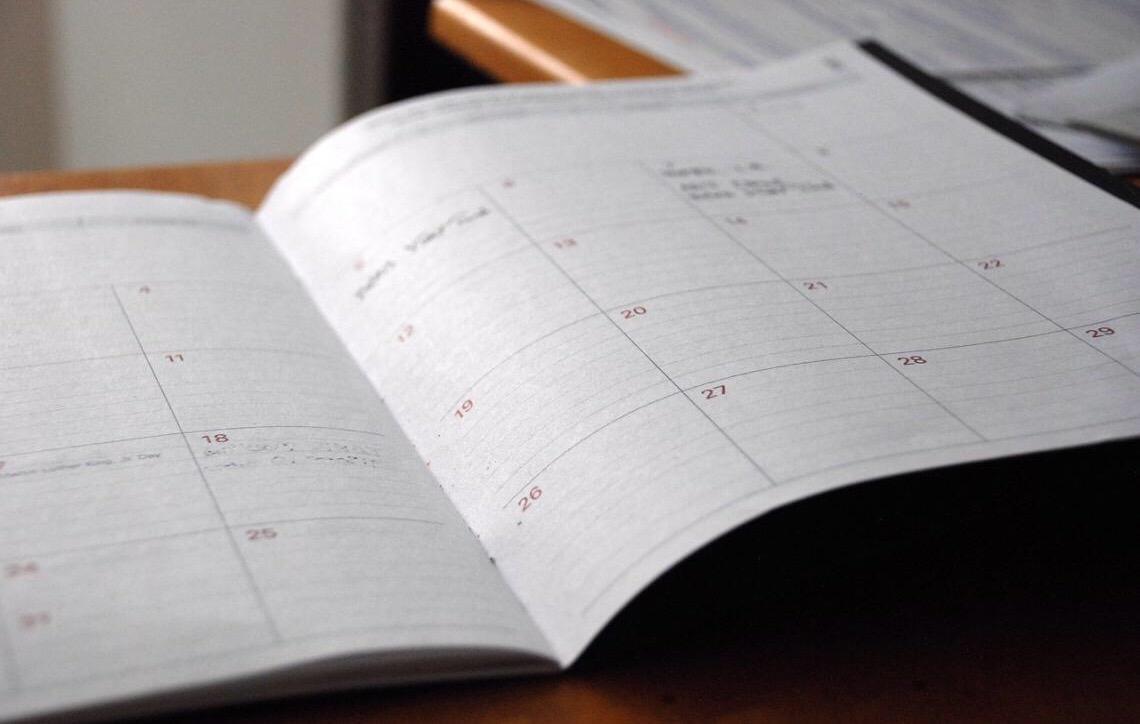 Governo brasileiro publica lista de feriados e pontos facultativos em 2019