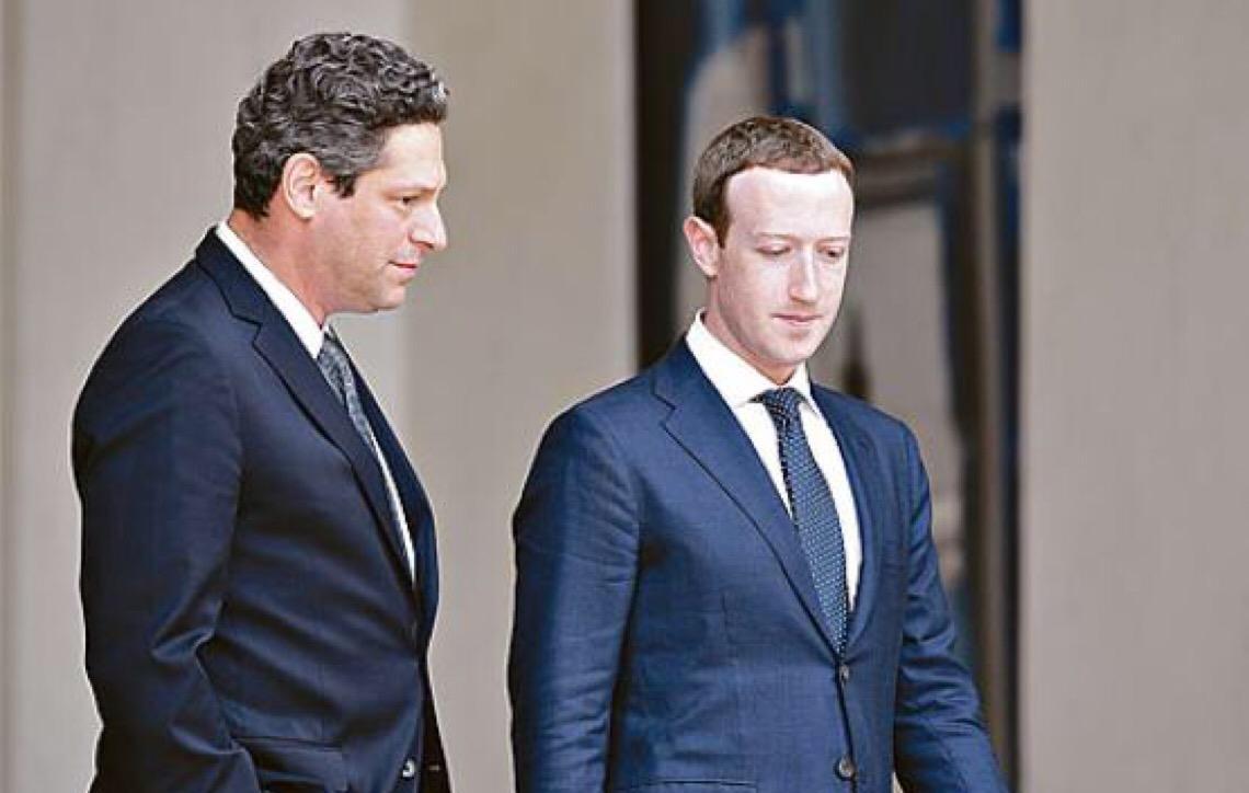 Mark Zuckerberg e Joel Kaplan: Redes sociais querem combater notícias falsas