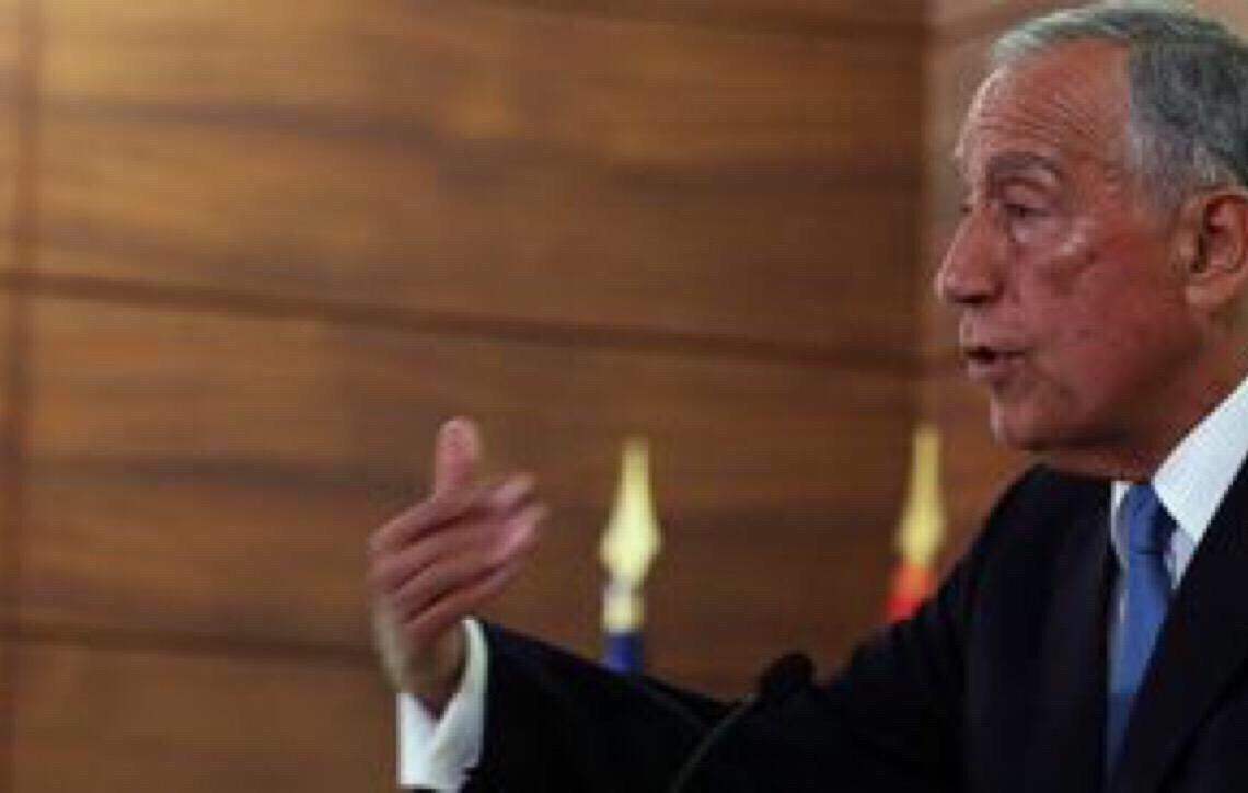 Presidente de Portugal vai pedir a Jair Bolsonaro apoio do Brasil para a CPLP