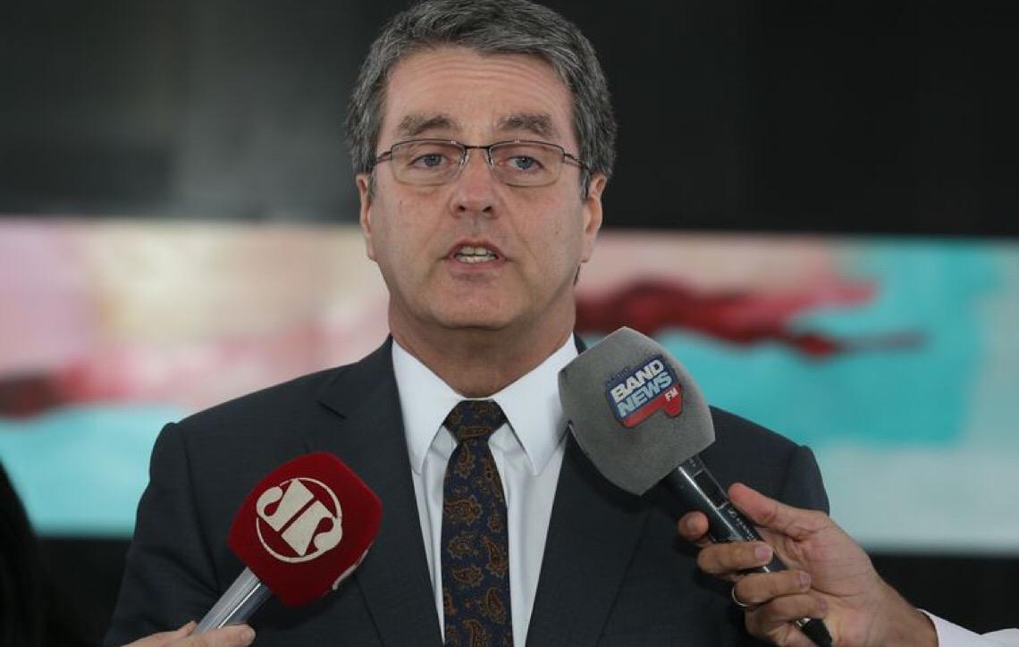 Diretor-geral da OMC, Roberto Azevêdo, diz que discurso do chanceler Ernesto Araújo é compatível com mundo atual