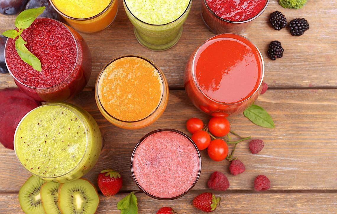 Que tal aprender as combinações ideias de sucos para os dias mais quentes deste ano?