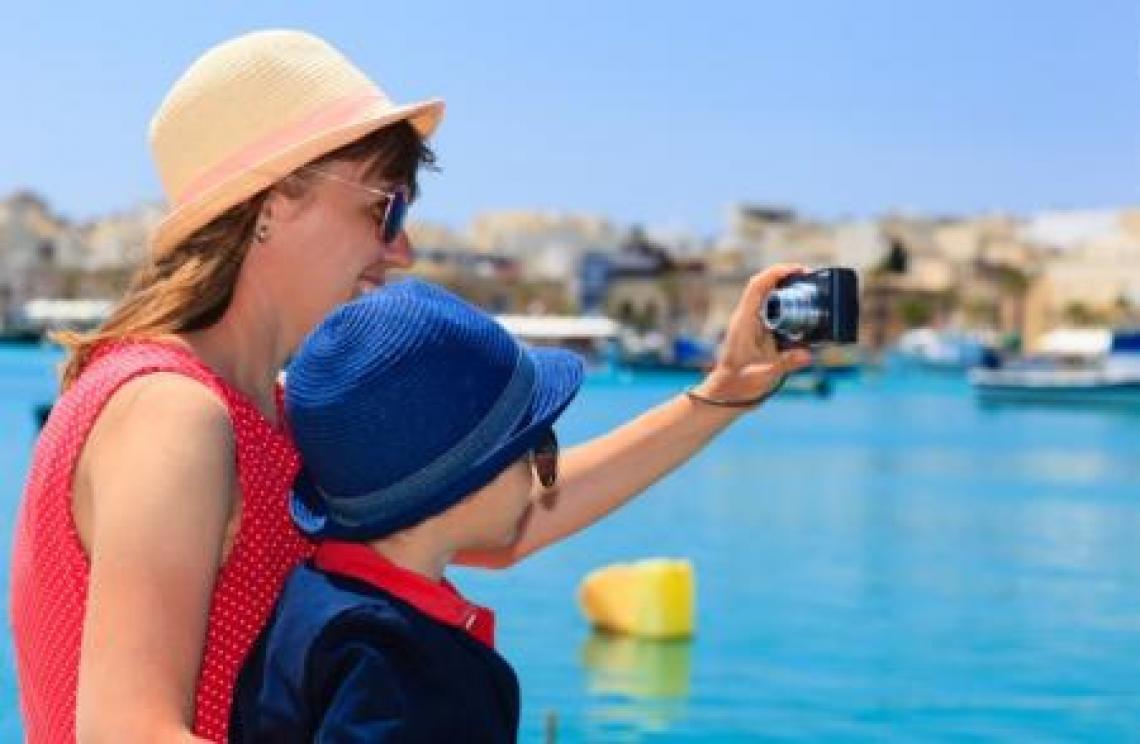 As férias. Como tirar os filhos do mundo virtual e fazê-los interagir e curtir junto com a família