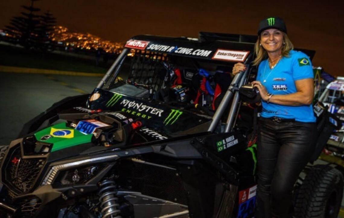 Rally Dakar começa nesta segunda-feira, em Lima, no Peru, com recorde de presença feminina