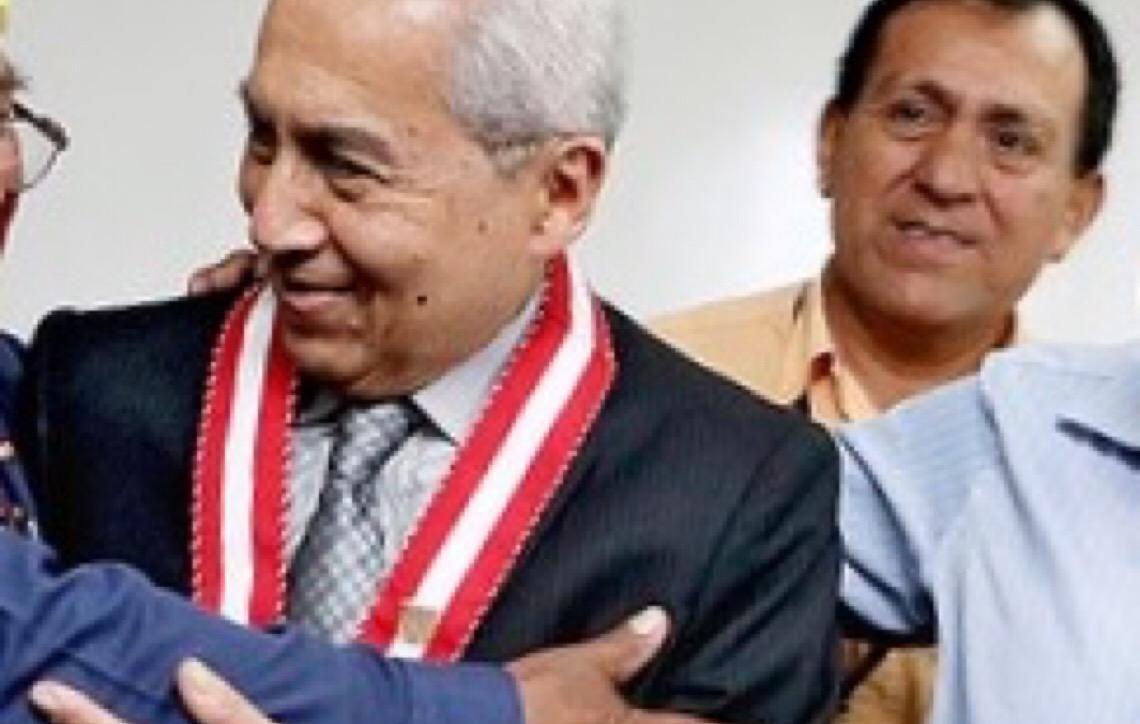 Renúncia de procurador-geral do Peru é aceita e substituta é nomeada